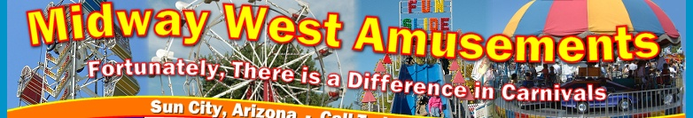 Midway West Amusements - 480.497.6871